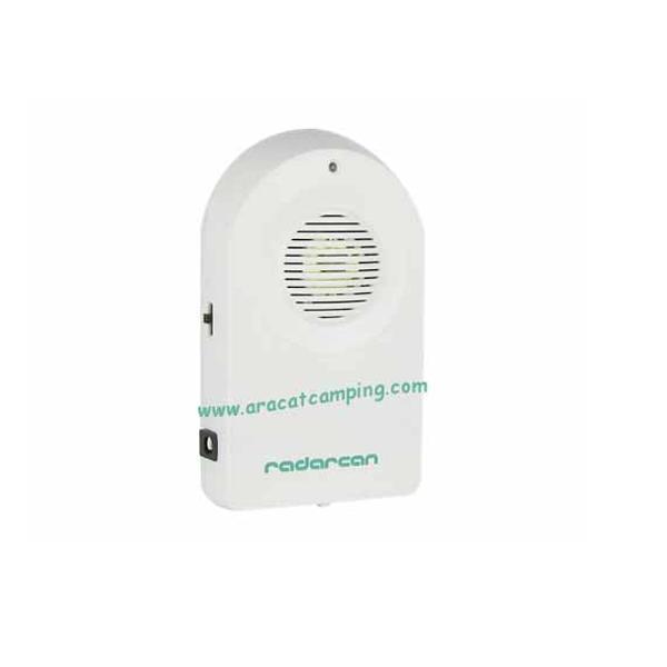 Antimosquitos Radarcan doble uso SC-27 para interior y exterior