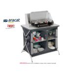 Armario Crespo AL/105 para utilizar en cocina de camping