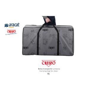 Bolsa de tela para transportar tumbonas Crespo
