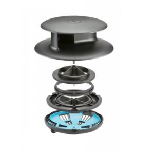 Ventilador aireador TCX-2 para techo de vehículos