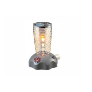 Lámpara antiinsectos para uso exterior