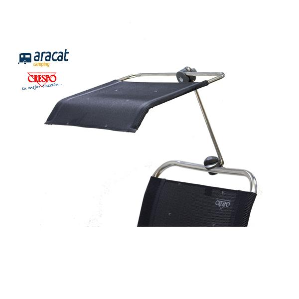 Parasol para sillas y camas de playa