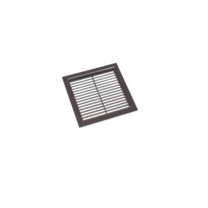 Rejilla rectangular de entrada de aire, para aires acondicionados Dometic