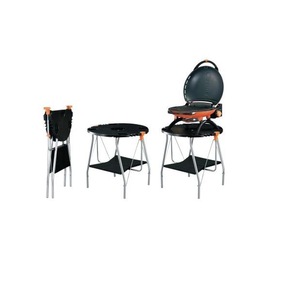 Soporte mesa especial para barbacoas portátiles