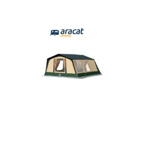 Tienda de campaña para camping Ticamo Atlas