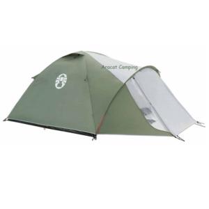Tienda de campaña para ir al camping