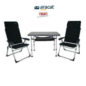 Conjunto Crespo Air-Elite Set AA/213-CTA