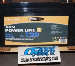Baterías AGM y Complementos