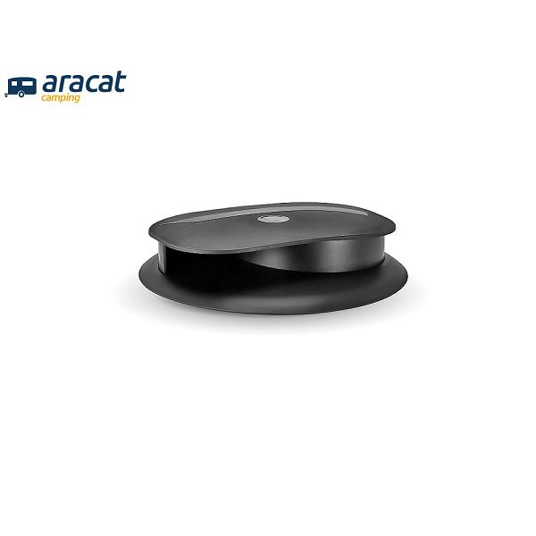 Aireador circular Ø 95 con ventilador Aracat Camping