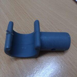 gancho plástico para estructura de avancé caravana