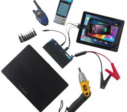 Mini Baterías y Mini Arrancadores